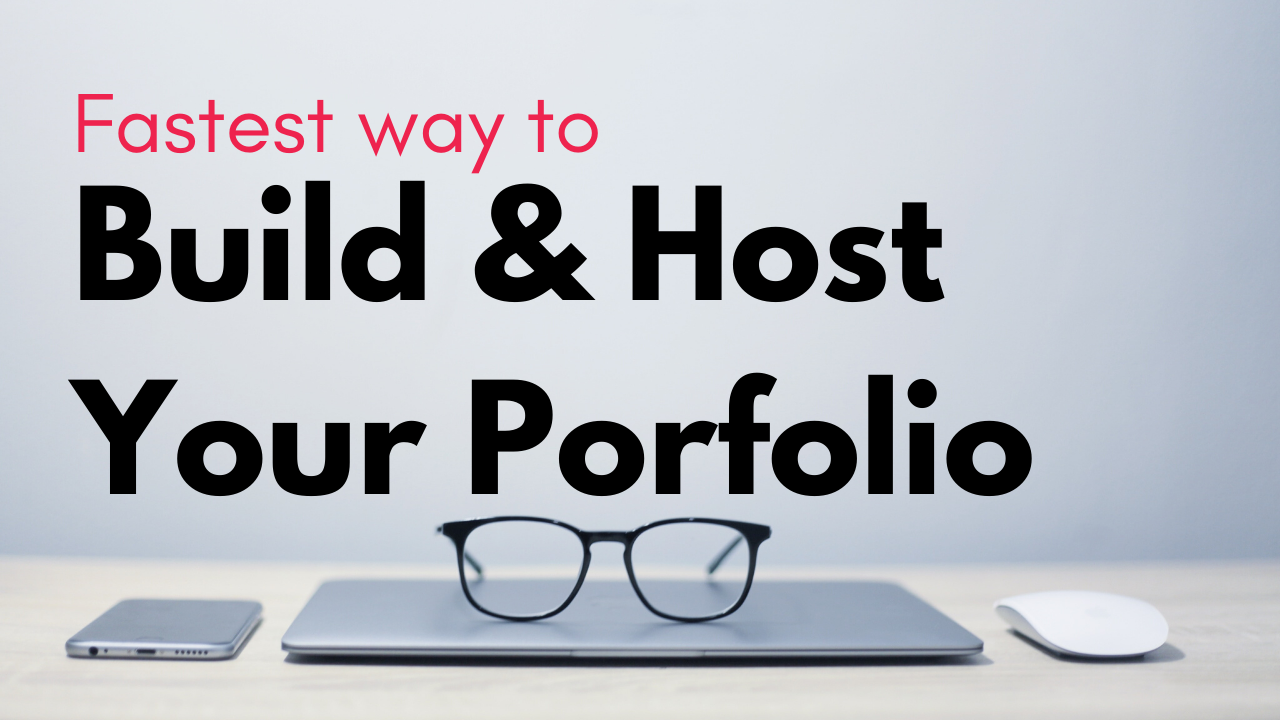 How to Build a Software Developer Portfolio Fast