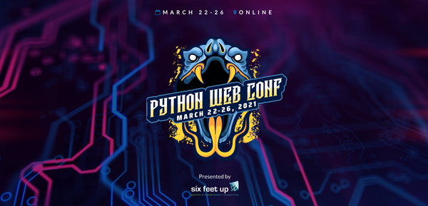 Python Web Conference - Day #1